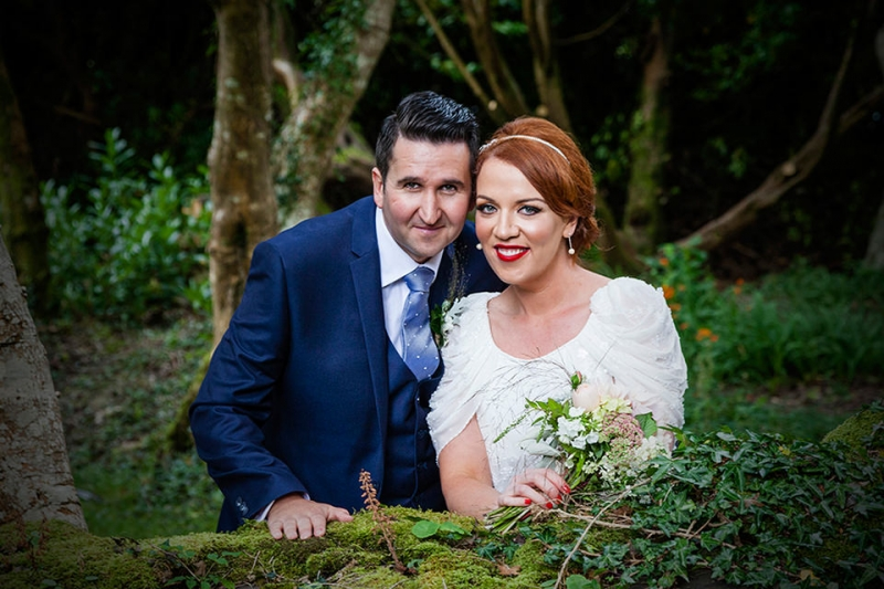 Gougane Beara-woodland-Wedding-emerandthomas-Cork-West Cork-3
