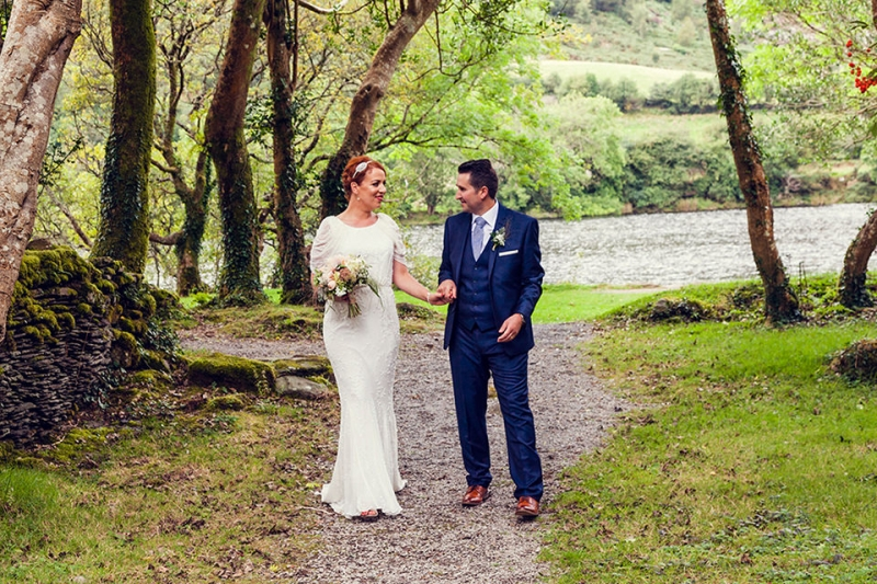 Gougane Beara-woodland-Wedding-emerandthomas-Cork-West Cork-6