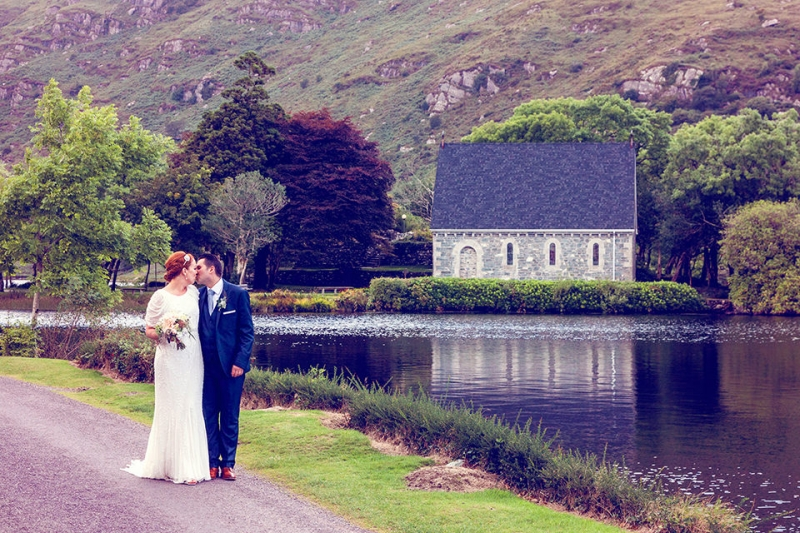 Gougane Beara-woodland-Wedding-emerandthomas-Cork-West Cork-8