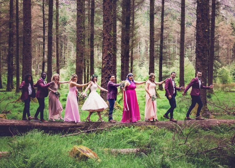 Gougane Barra -Wedding-West Cork-Cork-2