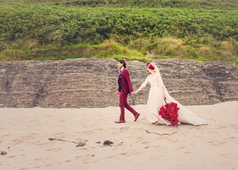 Modern-Wedding-Inchydoney-Clonakilty-West Cork-4609