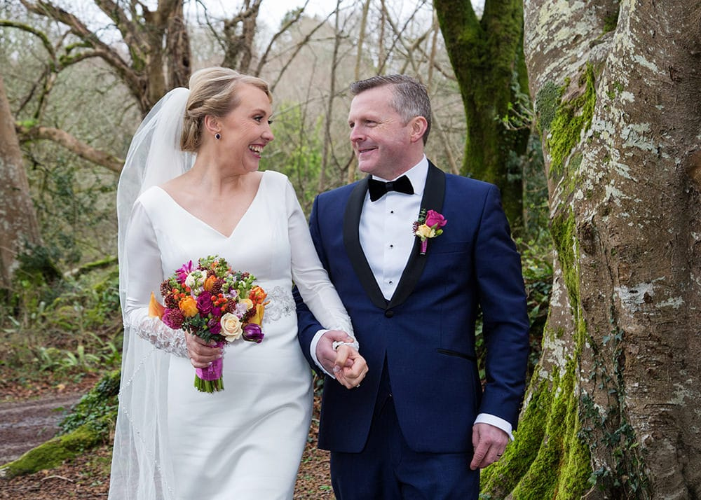 Muckross Abbey Wedding Photos