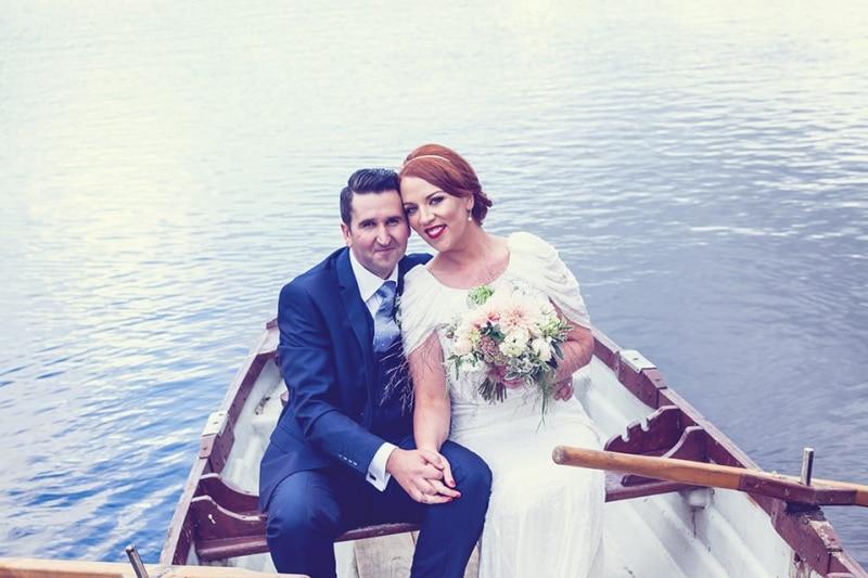 Gougane Barra Woodland Wedding